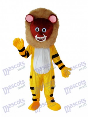 Liger Mascot Adult Costume Animal