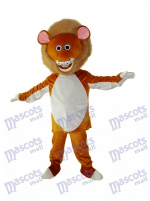 Cougar Mascot Adult Costume Animal