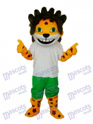 Obama Lion Mascot Adult Costume Animal