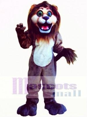 Cute Andy Lion Mascot Costume Animal