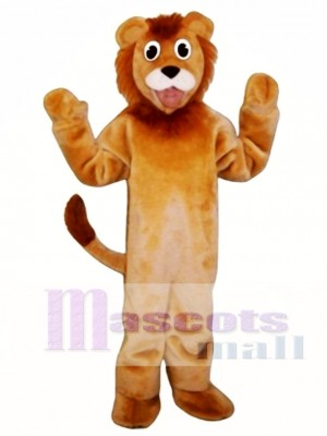 Lion Mascot Costume Animal