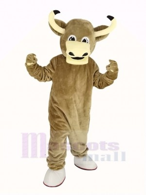 Texas Longhorns Sport Bull Mascot Costume