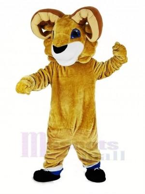 Sport Ram Mascot Costume College