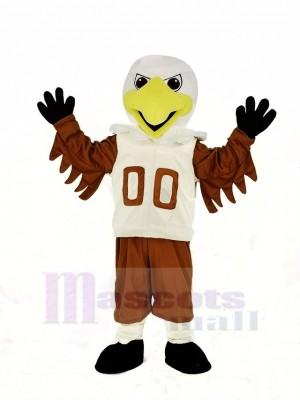 Cool College Eagle Mascot Costume School