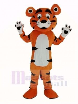 LTiger Mascot Costume Adult