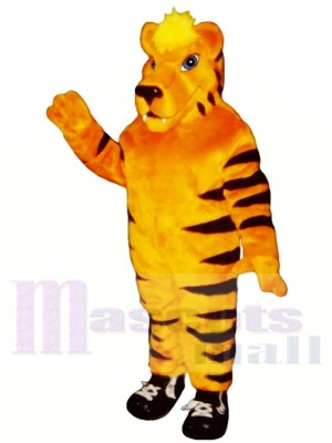 Tiger in Sneakers Lightweight Mascot Costumes