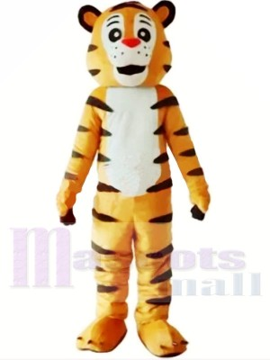 Top Quality Tiger Mascot Costumes