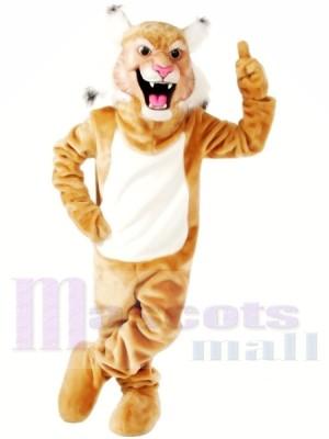 WildCat Mascot Costume Free Shipping