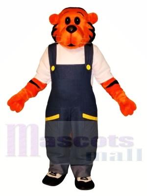 Worker Tiger Lightweight Mascot Costumes