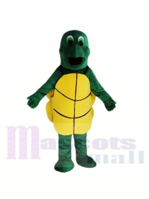 Little Green Tortoise Mascot Costumes