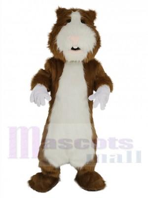 Hamster mascot costume