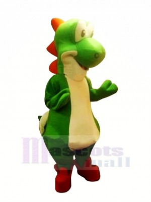 Mario Yoshi Dinosaur Mascot Costumes Cartoon