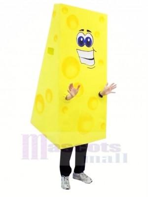 Yummy Cheese Mascot Costume Cartoon