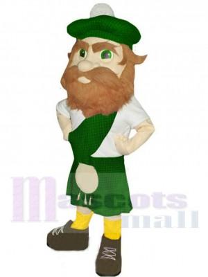 Highlander mascot costume