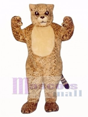 Cute Spotted Cat Mascot Costume Animal