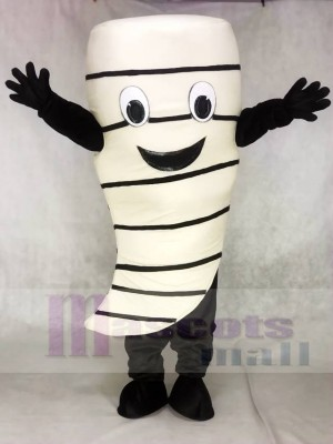 Tornado Cyclone Hurricane Mascot Costumes