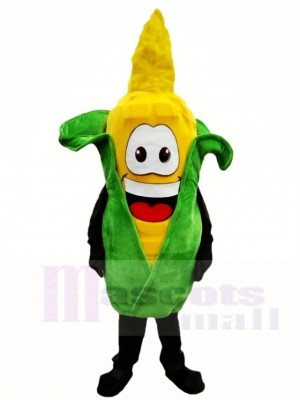 Corn Mascot Costumes Vegetable Plant
