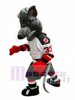 Albany River Rats Mascot Costume Ice Hockey Team Mascot Costume Animal