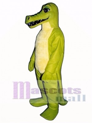 Alligator Mascot Costume