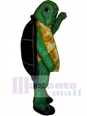 Toby Turtle Mascot Costume Animal