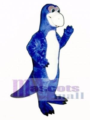 Darwin Dinosaur Mascot Costume Animal
