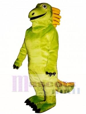 Igor Iguana Mascot Costume Animal