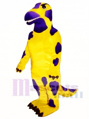 Gila Monster Mascot Costume Animal