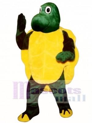 Sea Turtle Mascot Costume Animal