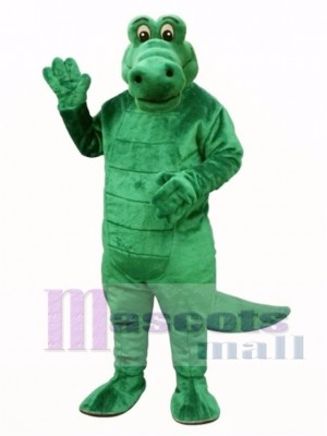 Albert Alligator Mascot Costume Animal