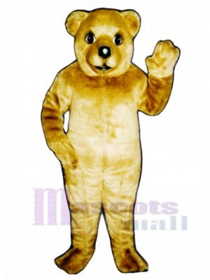 Baby Brown Bear Mascot Costume Animal
