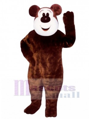 New Big Boy Bear Mascot Costume Animal
