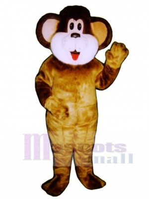 BaBa Bear Mascot Costume Animal