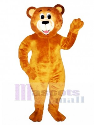 Lucky Bear Mascot Costume Animal