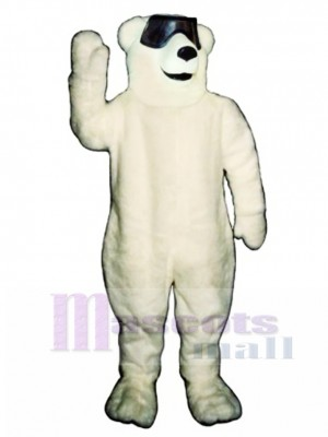 Party Polar Bear Mascot Costume Animal