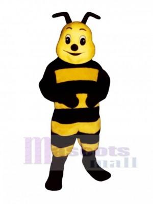 Honey Bee Mascot Costume Insect