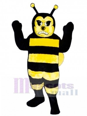 Hornet Bee Mascot Costume Insect