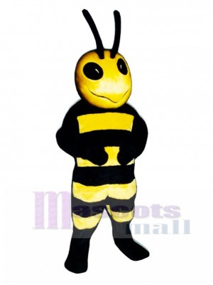 Drone Bee Mascot Costume Insect