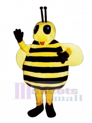 Cuddle Bee Mascot Costume Insect