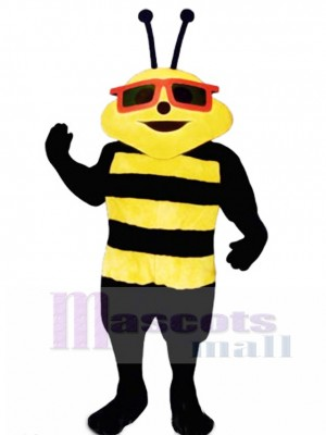 Sunny Bee Mascot Costume Insect