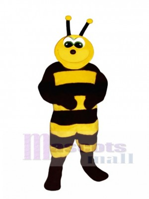 Baby Bee Mascot Costume Insect