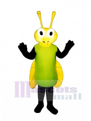Fairy Fly Mascot Costume Insect