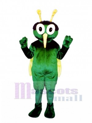 Bugsy Bug Mascot Costume Insect