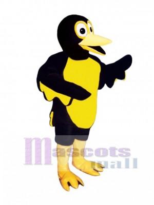 Cute Cuckoo Bird Mascot Costume Bird