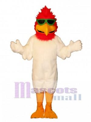 Cute Ballistic Bird Mascot Costume Bird