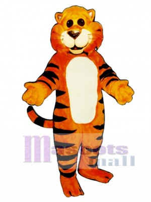 Cute Cat's Meow Cat Mascot Costume Animal