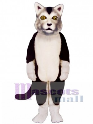 Cute Carlisle Cat Mascot Costume Animal