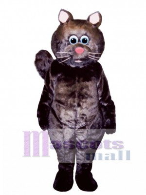 Cute Big Kitty Cat Mascot Costume Animal