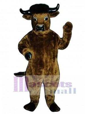 Bull Mascot Costume Animal