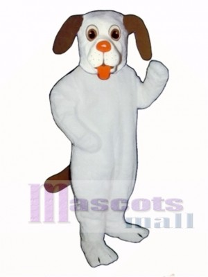 Cute Beagle Dog Mascot Costume Animal
