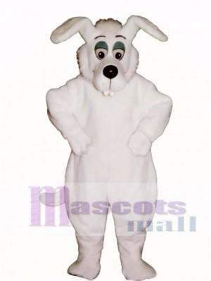 Cute Bucktooth Dog Mascot Costume Animal